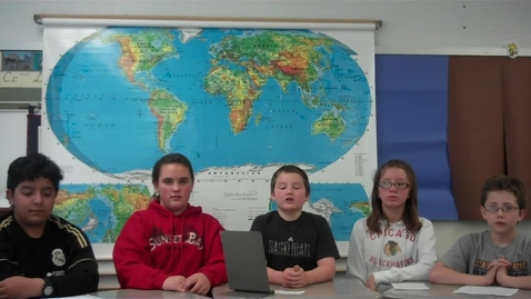 Thumbnail for entry The Roanoke Island News Cast 2
