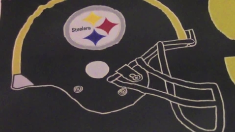 Thumbnail for entry How to.. Steelers Symbol