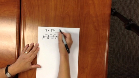 Thumbnail for entry Open Number Line