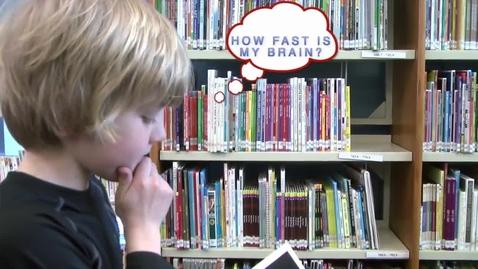 Thumbnail for entry HEC-TV Brain Speed Factoid