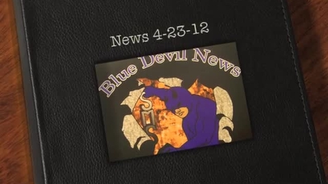 Thumbnail for entry 4-23-12 news