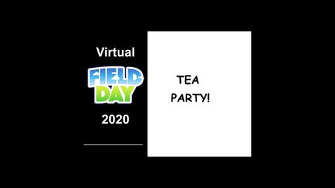 Thumbnail for entry Tea Party