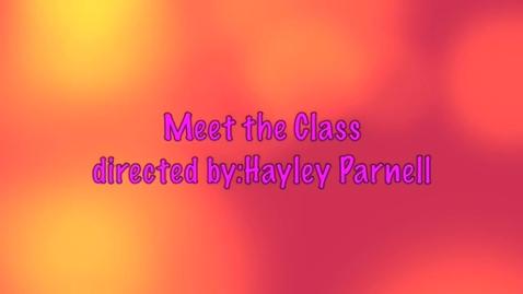 Thumbnail for entry Meet the FastForward Cast
