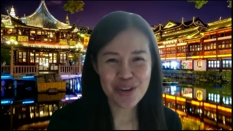 Thumbnail for entry Third Grade Chinese Lesson May 13, 2020 (Week 34)