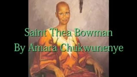 Thumbnail for entry Sr. Thea Bowman