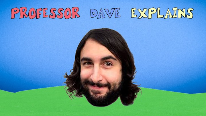 Thumbnail for channel Professor Dave Explains