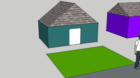 Thumbnail for entry Vic Sketchup Roofing