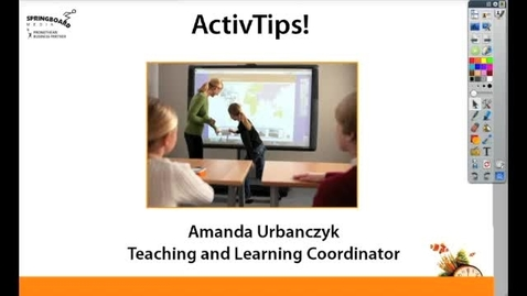 Thumbnail for entry Make Test Prep More Fun with your Promethean Board