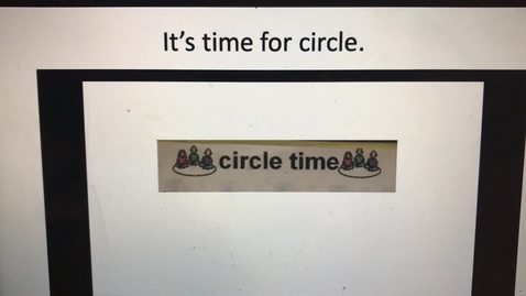 Thumbnail for entry August 11, 2020: Circle Time/Morning Meeting