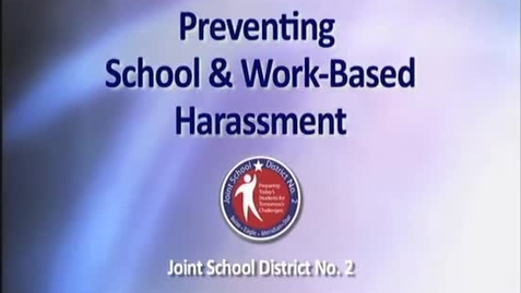 Thumbnail for entry Harassment