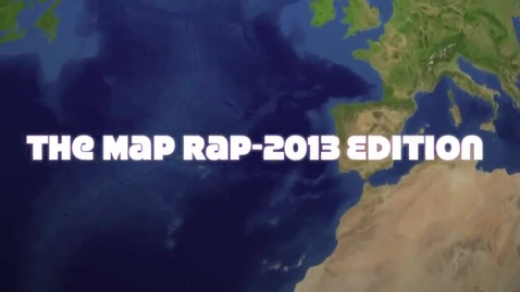 Thumbnail for entry The Map Rap 2013
