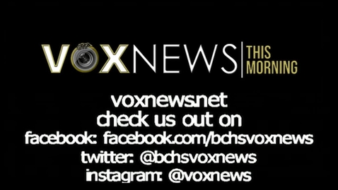 Thumbnail for entry VOX News this Morning for Wednesday, February 3, 2016