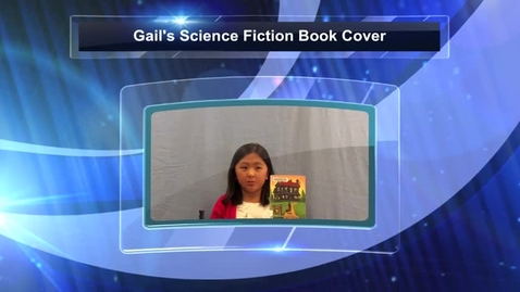 Thumbnail for entry Gail's Science Fiction Book Cover