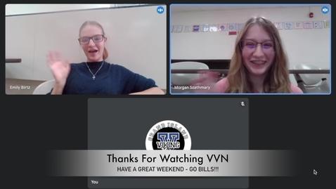 Thumbnail for entry VikingVisionNews 9-24-2021 #625