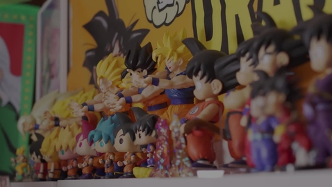 Thumbnail for entry Largest collection of Dragon Ball Memorabilia