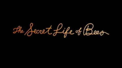 Thumbnail for entry Secret Life of Bees Project