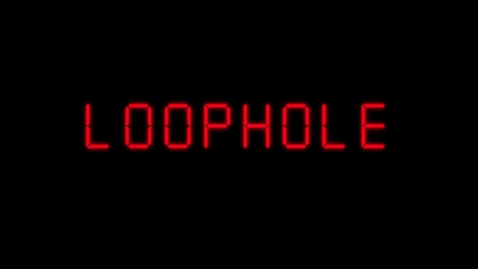 Thumbnail for entry Loophole - A short film