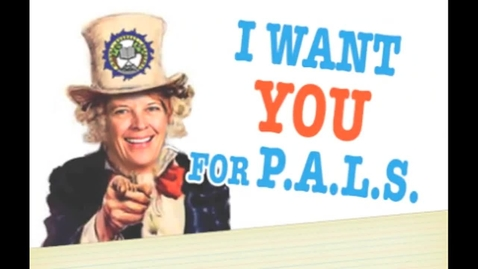 Thumbnail for entry P.A.L. S. Video