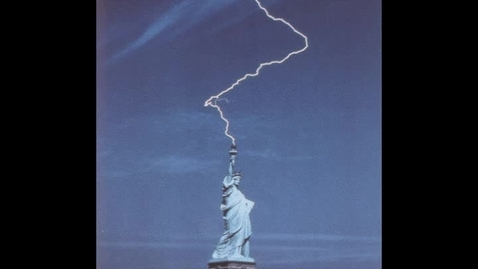 Thumbnail for entry The Statue of Liberty by Sam S