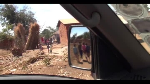 Thumbnail for entry Making Bricks in Village in Malawi, Africa