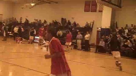 Thumbnail for entry Varsity Boys Basketball 12-16-09
