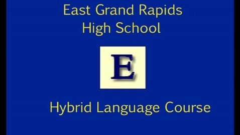 Thumbnail for entry Hybrid Course 2011/2012