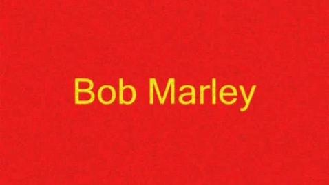 Thumbnail for entry Rita's Bob Marley Video