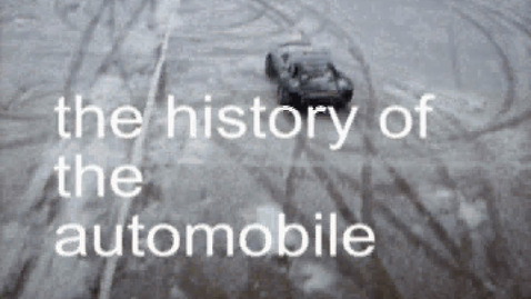 Thumbnail for entry Automobiles
