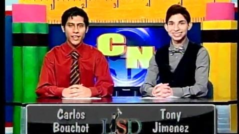 Thumbnail for entry Cigarroa students on LISD's iTV