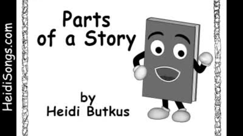 Thumbnail for entry Parts of a Story - Classroom Book Project