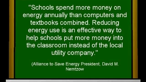 Thumbnail for entry Energy Saving Tips