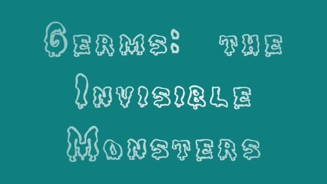 Thumbnail for entry The Invisible Monsters