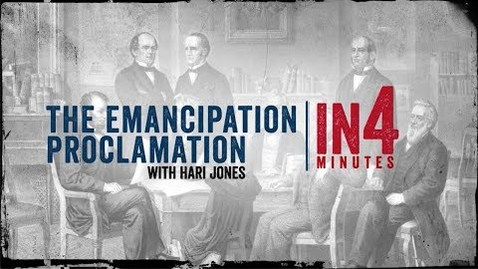 Thumbnail for entry The Emancipation Proclamation: The Civil War in Four Minutes
