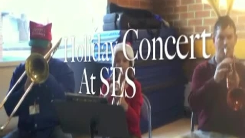 Thumbnail for entry Holiday Concert 2011