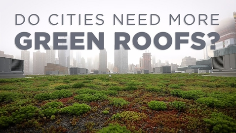 Thumbnail for entry How Green Roofs Can Help Cities | NPR