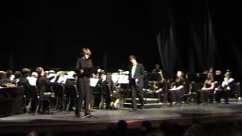 Thumbnail for entry Hough Symphonic Band: The Planets