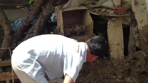 Thumbnail for entry Vietnam Brick Making
