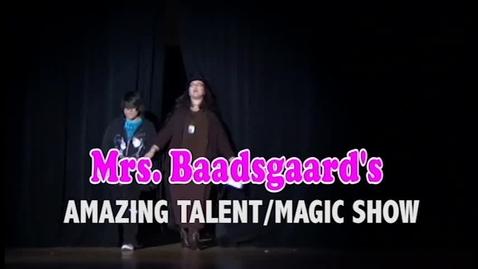 Thumbnail for entry Cleburne High School Teacher Talent Show Promo