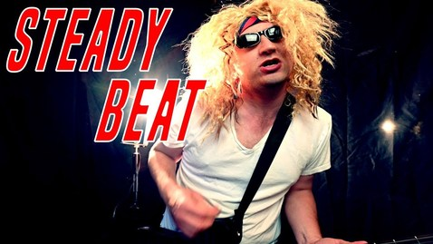 Thumbnail for entry The Steady Beat Song | Song for Teaching Steady Beat to Kids