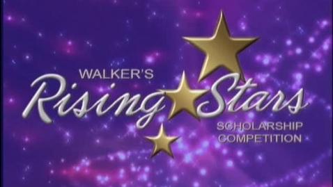 Thumbnail for entry 2010 Walker's Rising Stars Marion Wolfe
