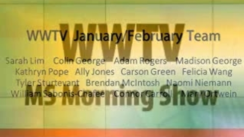 Thumbnail for entry WWTV Monday March 2, 2015