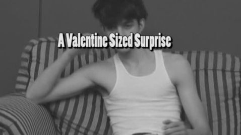 Thumbnail for entry Valentine's Day Surprise