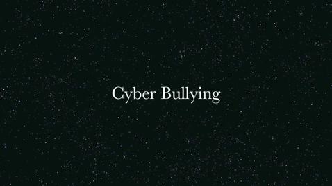 Thumbnail for entry Cyber Bullying by KJJR