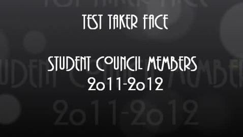 Thumbnail for entry Test Taker Face