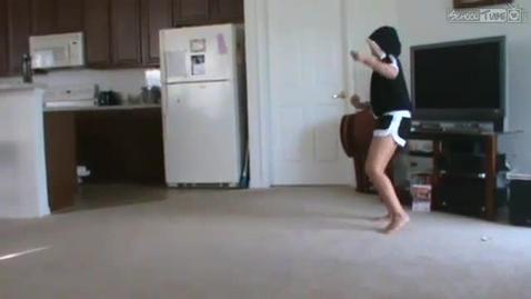Thumbnail for entry choreographing my dance