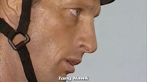 Thumbnail for entry Tony Hawk 900