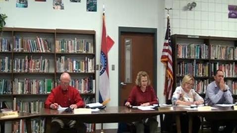 Thumbnail for entry 11/11/10 Warren County School Board Meeting