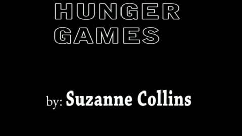 Thumbnail for entry The Hunger Hames