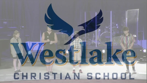 Thumbnail for entry WCS  Elementary Chapel 4-7-21