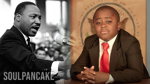 Thumbnail for entry The Story of Martin Luther King Jr. by Kid President